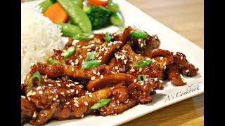 Quick and EASY Chicken Teriyaki Recipe
