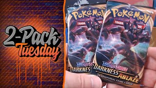 Darkness Ablaze Pokemon Packs | 2Pack Tuesday by The Pokémon Evolutionaries