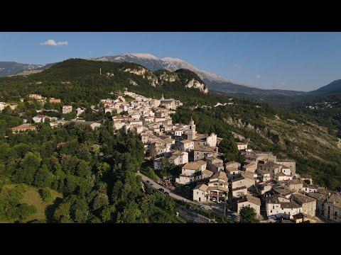 Preview video Caramanico Terme nel Parco Nazionale della Majella
