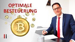 Kauf und Verkauf von Cryptocurrency-Besteuerung