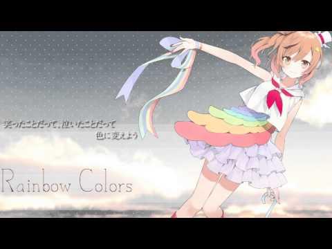 《CeVIO》Rainbow Colors《Sasara Sato》