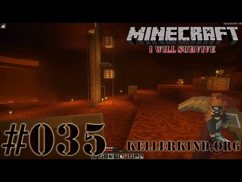Minecraft: I will survive #035 - Der Aufzug ★ EmKa plays Minecraft [HD|60FPS]
