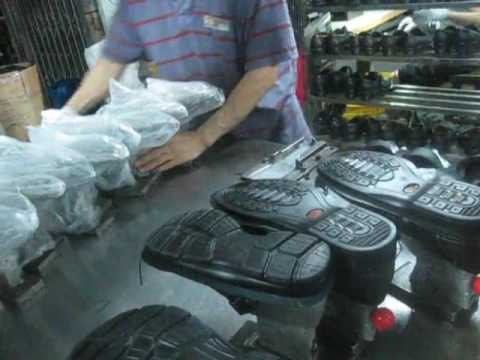 High Quality making sandals machine