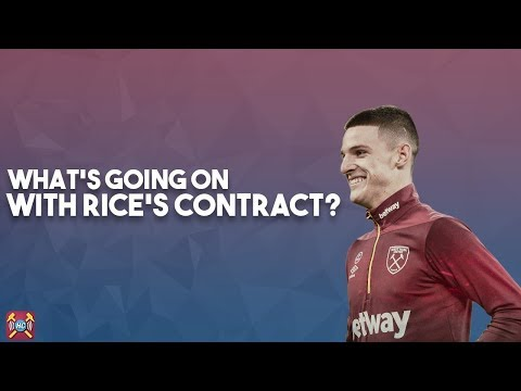 What's Going On With Rice's Contract? LIVE
