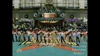 """One"" - A CHORUS LINE 2006 (NBC Macy's Thanksgiving Day Parade 23-Nov-2006)"