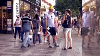 Projekt-Y: (1) Jak oslovit holku na ulici ( Na vzhledu záleží! )
