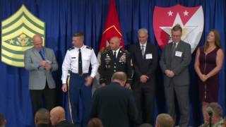 Sergeant Major of the Army Professional Development Forum  (1 of 2)