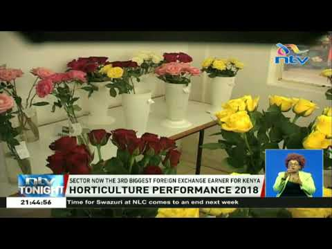 Horticulture performance 2018