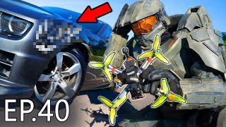 Chief CRASHED His FPV Drone INTO MY CAR... | Living With Chief Ep.40