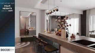 Mẫu thiết kế nội thất kết hợp phong cách Minimalism và...