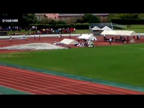 第69回九州陸上競技選手権大会 男子4×400MR 決勝