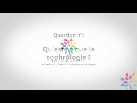 Qu'est-ce que la sophrologie ?