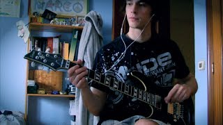 Ugly (Children of Bodom) Guitar Solo #4