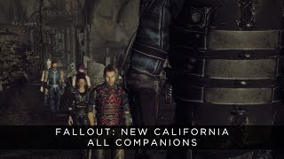 Fallout New California All Companions - Way of the Warrior