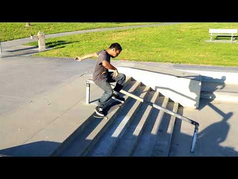 2018 Ceres Skatepark Montage