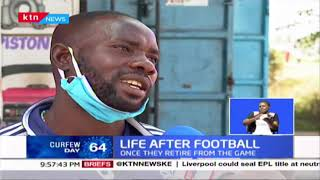 Life after football: Former player Geoffrey Kataka urges players to get financial advisors