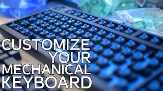 Customize Your Mechanical Keyboard (Keycap Replacement Guide)  CM Storm QuickFire TK