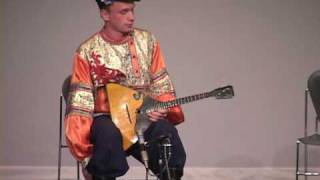 Russian Balalaika and explanation about Instrument and Technics