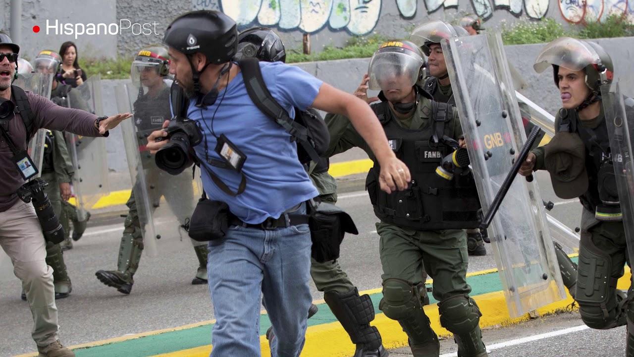 Informar en Venezuela, un oficio de alto riesgo