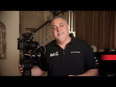 Movcam cage kit for Panasonic GH5 - hands on review