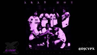 ASAP Mob - Bangin On Waxx (Chopped & Screwed by DJ CAPO)