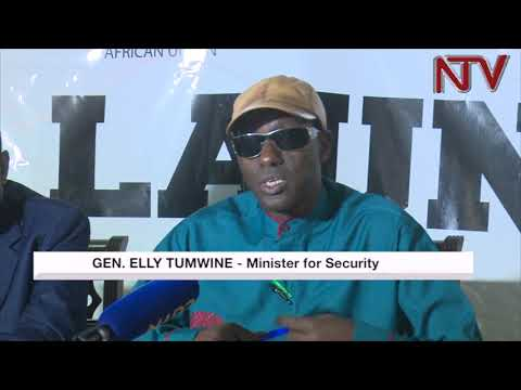 Security Minister Gen. Elly Tumwine links kidnaps in Uganda to terrorism