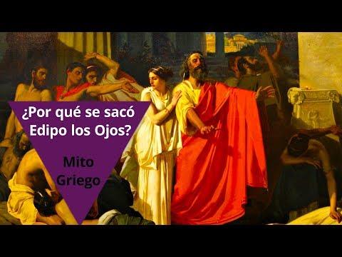 Edipo: el mito griego más trágico (Yocasta, Layo y la Esfinge)
