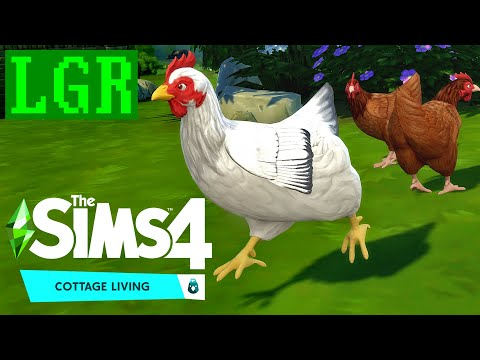 LGR - The Sims 4 Cottage Living Review