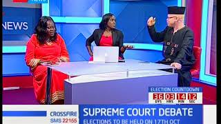 Crossfire : Supreme Court Debate 17th Oct 2017 part two
