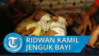 Dijenguk Ridwan Kamil, Ayah Bayi Kembar Siam Asal Bekasi Kaget Sempat Tidak Percaya
