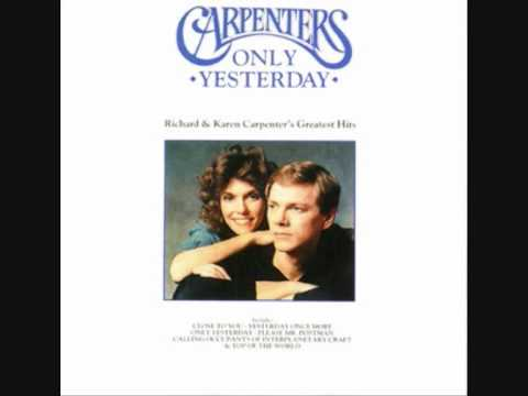 carpenters-Touch Me When We're Dancing
