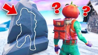 HE CHEATED IN HIDE & SEEK CREATIVE MODE? (Fortnite)