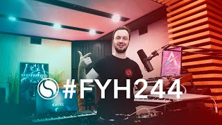 Andrew Rayel - Live @ Find Your Harmony Episode 243 (#FYH243) 2021