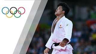 Ippon and gold for Ono in Men's Judo 73kg