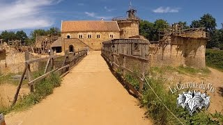 Download Youtube: Guedelon - A Medieval Castle Constructed in Modern Times