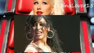 Christina Aguilera - [STRIPPED TOUR] 7. Contigo en la Distancia/Falsas Esperanzas