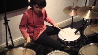 Drum Cover - Think About it - American Authors