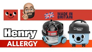Best Vacuum For Allergies - Henry Allergy - Vacuum Warehouse