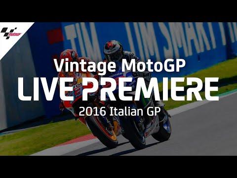 MotoGP 2016年に行われたMotoGP イタリアGP レースフル動画