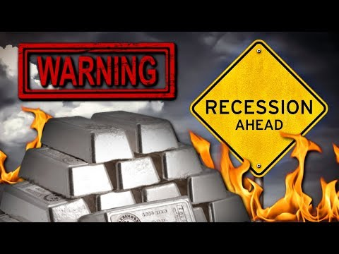 WHY YOU MUST BUY SILVER! ~ RECESSION INCOMING!