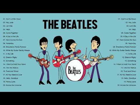 The Beatles Greatest Hits Full Album - Best Songs Of The Beatles Playlist 2021