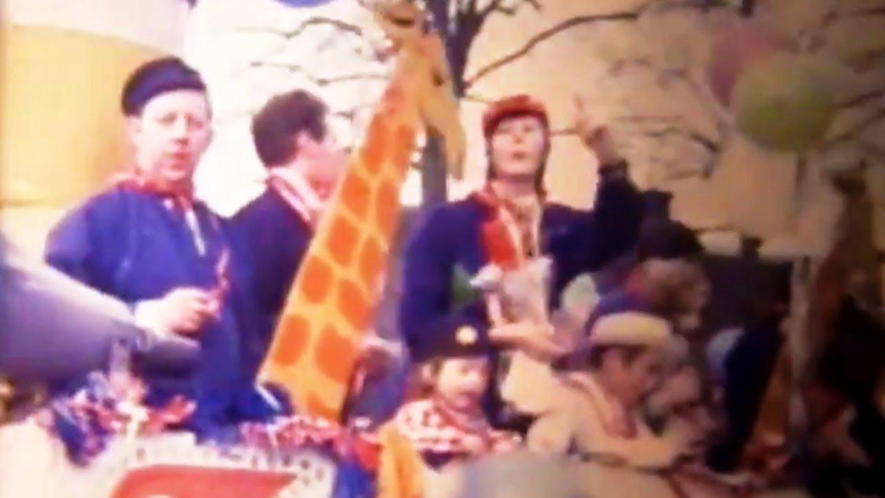 Carnavalsoptocht Oisterwijk 1973