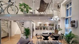 Small Studio Loft Apartment Design / Beautiful Modern Lofts