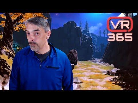 Vanishing Realms 2 coming to Valve Index! - Mars Alive on PSVR - VR 365 Live