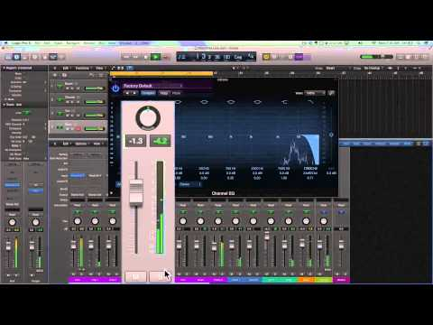 Get More Headroom for Mixdown – Logic Pro X & Maschine 2 featured