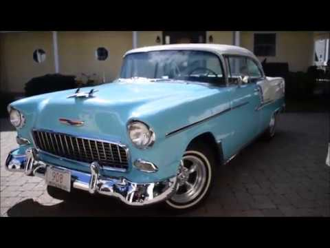 Video of 1955 Bel Air located in North Andover Massachusetts Offered by Silverstone Motorcars - OP23