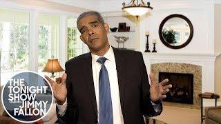 Obama Responds to Trump's Memorial Visit Rain Check