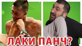 НОКАУТ ЛОКТЕМ UFC Яир Родригез vs. Корейский Зомби! РАЗБОР