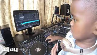 Dj Arch Jnr 2018 South African Afro House Mix For All Of His Fans (5 yrs old)