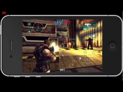 shadowgun deadzone ios review